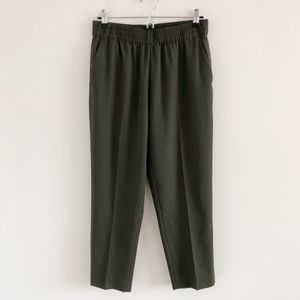🆕 Everlane GoWeave Easy Pant in Surplus Size 6